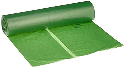 Müllsäcke DEISS PREMIUM grün Typ 60, 120 Liter