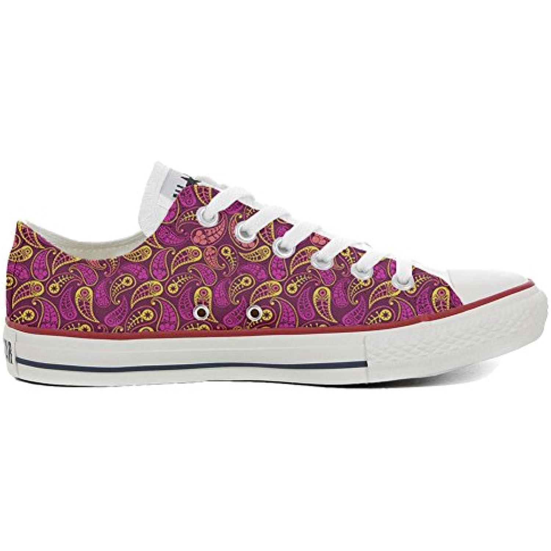 mys Chaussures Converse All Star Chaussures mys Personnalisé Imprimés (Produit Artisanal) Decor Paisley - B06X95HG8X - 8ac90a