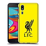 Head Case Designs Officiel Liverpool Football Club Gardien De But Maison 2018/19 Kit Coque Dure pour l'arrière Compatible avec Samsung Galaxy A2 Core (2019)...