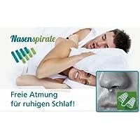 ISOTRONIC Anti-Schnarch Nasenspirale (10er Set), Schnarch-Stopper als Schlafhilfe und für freie Atmung beim Sport... preisvergleich bei billige-tabletten.eu