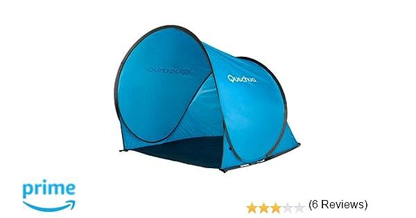 6b4ddd0eb Quechua - Tenda da spiaggia 2 Seconds 0  Amazon.it  Sport e tempo libero