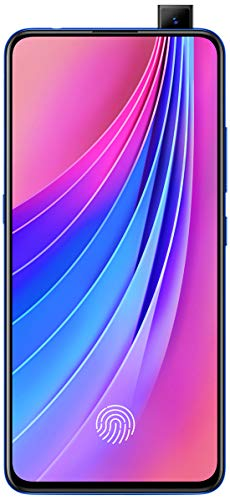 Vivo V15 Pro  Topaz Blue, 6  GB RAM, 128  GB Storage  Without Offer Smartphones