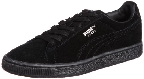 new styles 6c25c 4606d Puma Suede Classic+, Zapatillas Unisex Adulto, Negro (Black Dark Shadow),