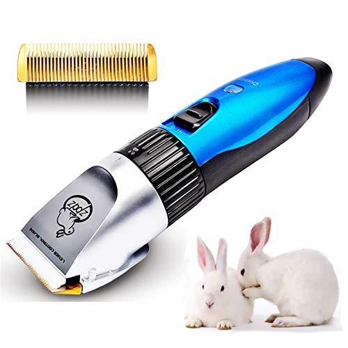 HaarschererHaustier Haarschneidemaschine mit Lager Fall Tragen Fall Tasche Kit Elektrisch Katze Haustier Trimmer Rasierapparat Haustier Pflege Haarschnitt Maschinen