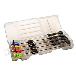 Fox Euro MK2, MK3 ou Micro Swinger Jeu – 3 ou 4 Tige – Tous Coloris – MICRO Swinger Jeu de 4 tige