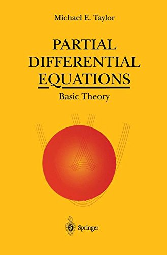 Partial Differential Equations: Basic Theory (Texts in Applied Mathematics)