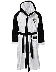 Juve Peignoir pour enfant en tissu éponge Juventus Football * 01482bain piscine mer