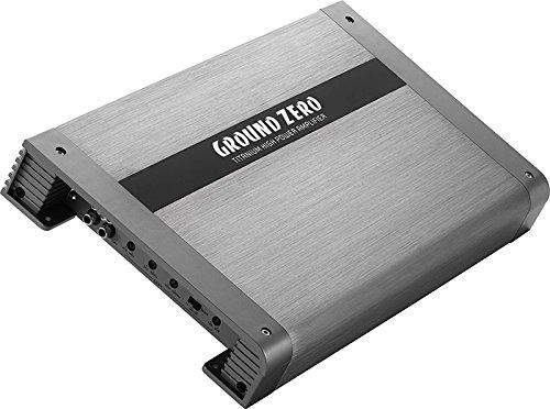 Ground Zero Titane 4125 X -II amplificateur 4 canaux
