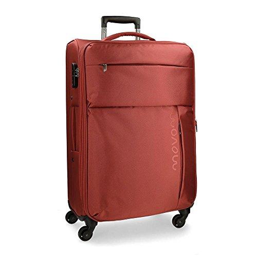 Movom Manhattan Maleta, 79 cm, 36 Litros, Rojo