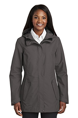 Port Authority Womens Collective Outer Shell Jacket (L900) -River Blue -XS L900 -Graphite S