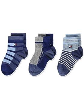 Tommy Hilfiger Baby-Jungen Socken, 3er Pack