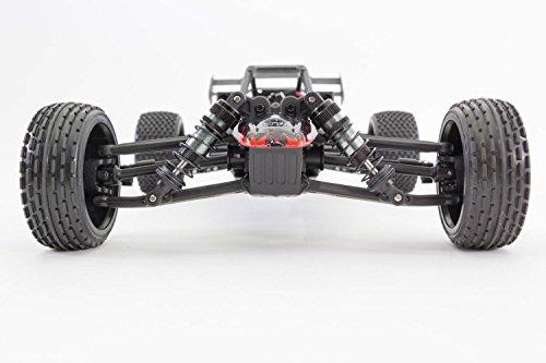 XciteRC 30408000 - Buggy one12 - 4WD RTR Modellauto, schwarze Karosserie Würth Edition - 3
