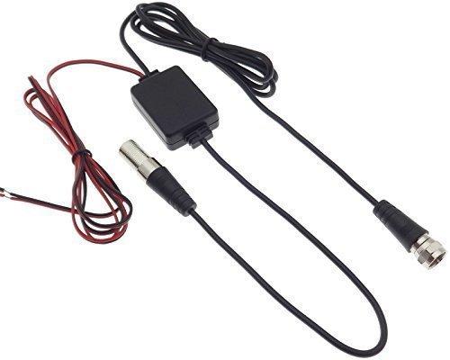 DVB-T amplificador antena 12 V amplificador antena