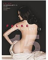 FALKE Damen Feinstrumpfhose 40493 Seidenglatt TI 15 DEN