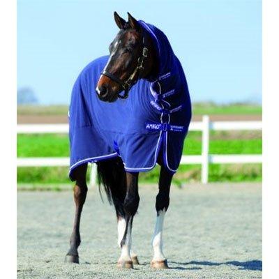 Horseware Amigo All in 1 Plus Fleece Cooler Abschwitzdecke (125cm)