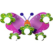 Kinderzimmer Deckenlampe / Deckenleuchte / Nachtlampe Schmetterling