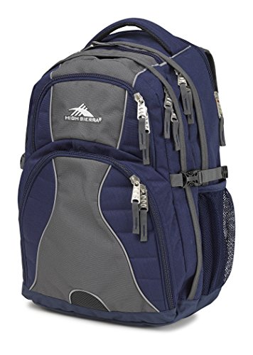 high-sierra-swerve-backpack-unisex-adulto-true-navy-mercury-taglia-unica