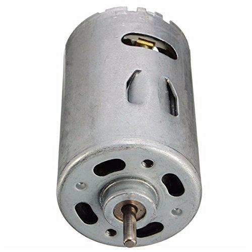 12 – 24 V torno prensa Motor con portabrocas para taladro y soporte ... a5b6f401e8f6