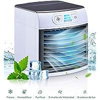 Amazon.es: Aires acondicionados: Hogar y cocina: Aires acondicionados móviles, Climatizadores evaporativos y mucho más
