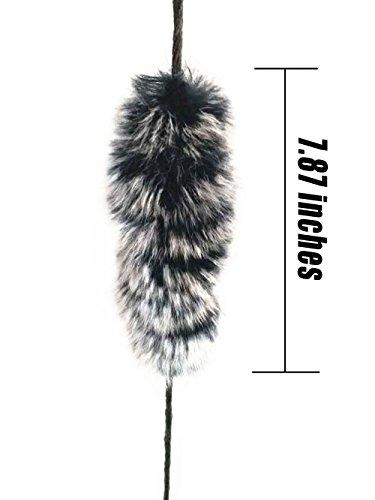 WEREWOLVES Bogenschießen Recurve Bogen Otter Verstecken Bogen String Schalldämpfer 1 Paar für lange Bogen (Bogen, Schalldämpfer)