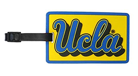 UCLA Bruins - NCAA Soft Luggage Bag Tag by aminco