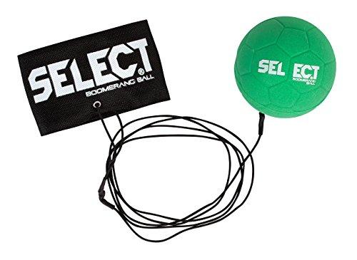 Select Boomerang Ball, Umfang: 20 cm, grün, 8321000444
