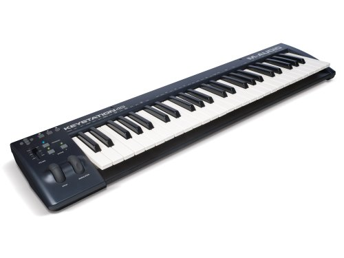 M-Audio Keystation 49 49-Key USB MIDI Controller