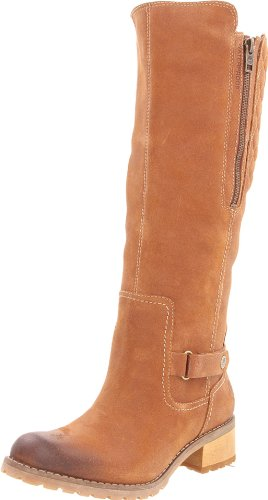 Timberland Ek Aply Tall WP 1617R, Stivali donna Marrone (Braun (Medium Brown))