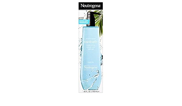 Bagnoschiuma Neutrogena : Neutrogena rainbath replenishing gel doccia e bagno ocean mist