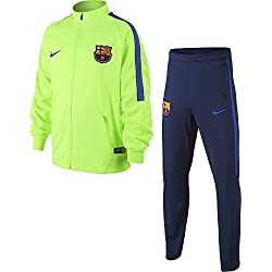 Nike 810058-368 Chándal Fútbol Club Barcelona, Hombre, Naranja, L