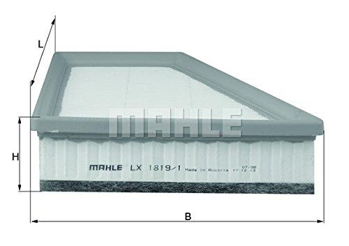 Mahle Knecht Filter LX1819/1 Luftfilter