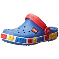 Crocs Crocband Lego, Unisex-Child Clogs