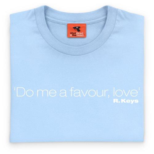 The Poke R.Keys T-Shirt, Herren Blau Himmel