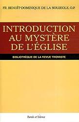 Introduction au mystère de l'Eglise