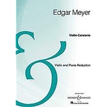 Violin Concerto: Violine und Orchester. Klavierauszug mit Solostimme. (Boosey & Hawkes Archive Edition)