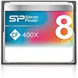 Silicon Power SP008GBCFC400V10 SDHC 8GB Speicherkarte