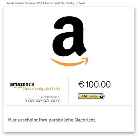 Amazon.de Gutschein per E-Mail (Verschiedene Motive) (Gutschein Amazone)