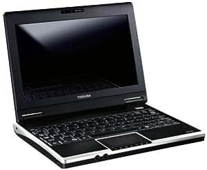 Toshiba NB100-10Y 22,6 cm (8,9 Zoll) WSVGA Netbook (Intel Atom N270 1,6GHz, 1GB RAM, 120GB HDD, Intel 945GSE, Windows XP Home)