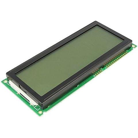DEM20487SBH-PW-N Display LCD alphanumeric STN Negative 20x4 LED