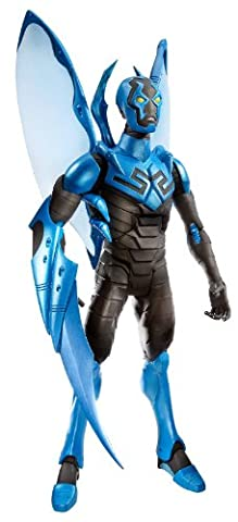 DC Universe Classics Action Figure Wave 13 - Blue Beetle (with Trigon piece)