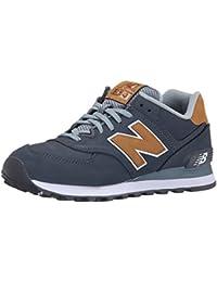 New Balance Men's ML574 Lux Pack Running Shoe