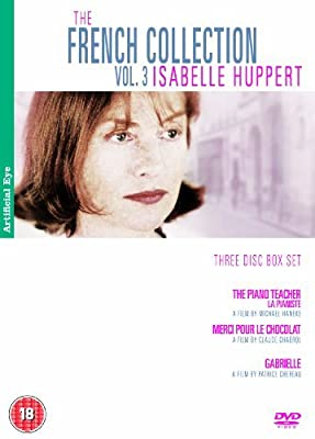 The French Collection Vol. 3 - Isabelle Huppert - 3-DVD Box Set ( La pianiste / Merci pour le chocolat / Trois soir??es ) ( The