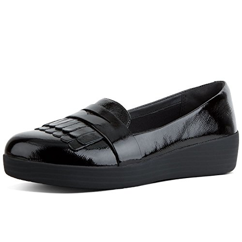 FitFlop™ Fringey Sneakerloafer Womens Casual Shoes