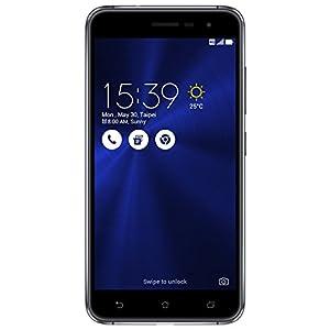 Asus Zenfone 3 Smartphone portable débloqué 4G (Ecran: 5,2 pouces - 32 Go - 4 Go RAM - Android 6.0 Marshmallow) Noir