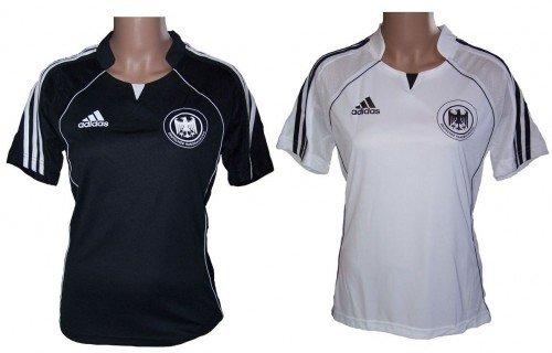 Adidas Trikot schwarz DHB Handball Größe 42 Frauen