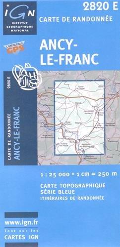 2820e Ancy-le-Franc