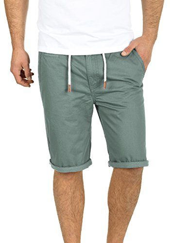 Twill-hose Kurz (BLEND 20701249ME Chino Shorts, Größe:L;Farbe:Balsam Green (77189))