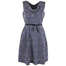 Woolrich Donna Vestito WWABI0386 PO90 1519 W'S POPELINE POCKET DRESS