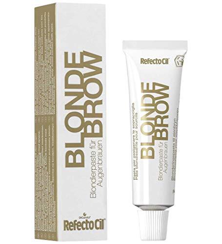 GWCosmetics RefectoCil Augenbrauen und Wimpernfarbe, blond, 15 ml