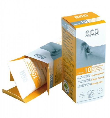 eco cosmetics Sonnencreme LSF 10